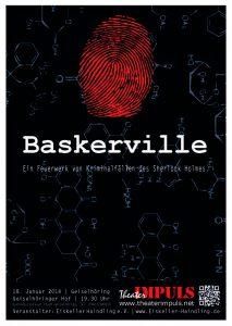 Baskerville - Plakat