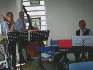 Das Geiselhöringer Swing Trio